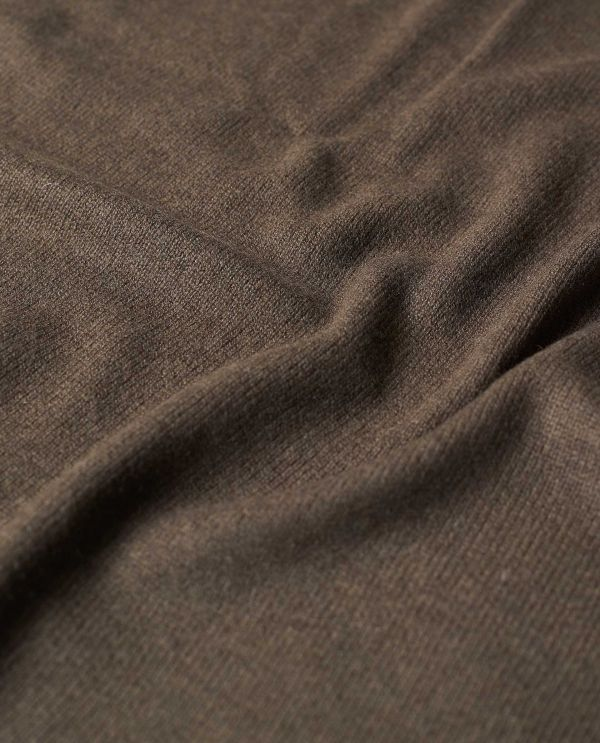 Wol-cashmere sjaal