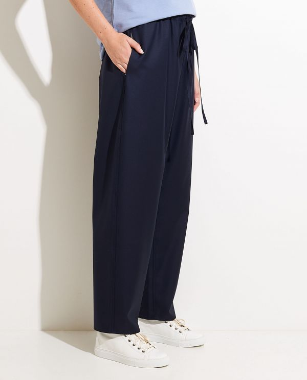 Pisani pants in fine wool
