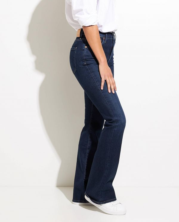 Lilah High Rise Bootcut Jeans