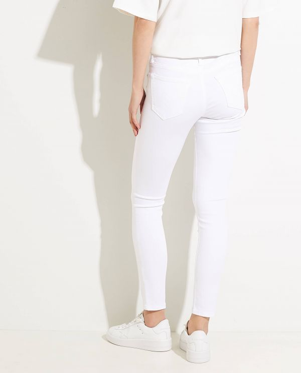 Low-Rise Super Skinny Ankle