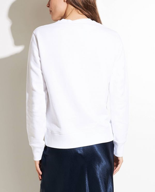 Athena sweater in cotton