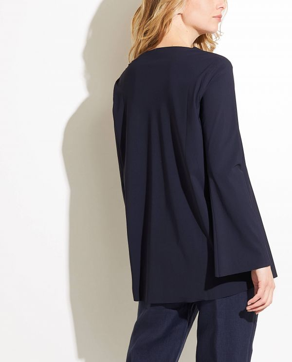 Long sleeve in stretch quality
