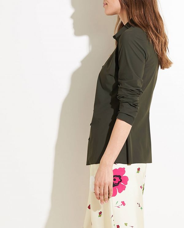 Blouse in stretch kwaliteit