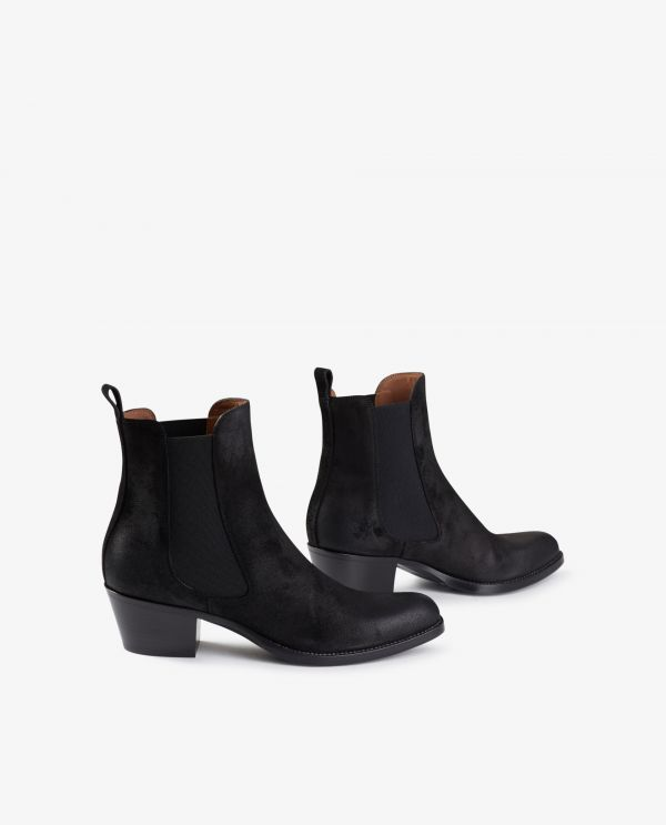 Ankle Boots in suede