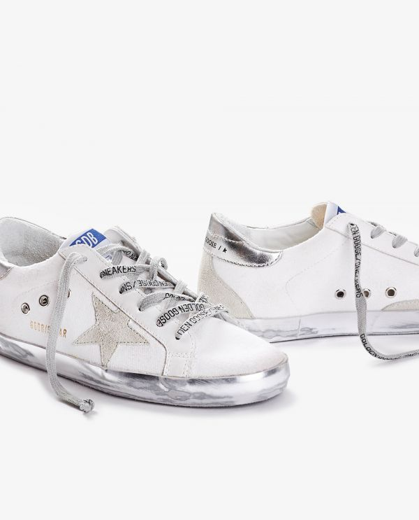 Superstar canvas sneakers
