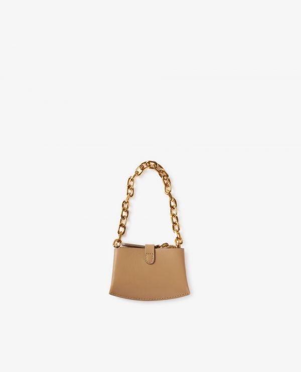 Leather caldholder 'Corsa'