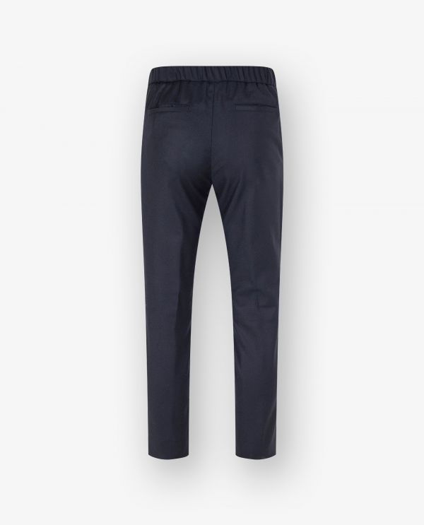 Leisure City Wool Trousers