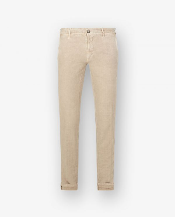 Cotton Linen Chinos