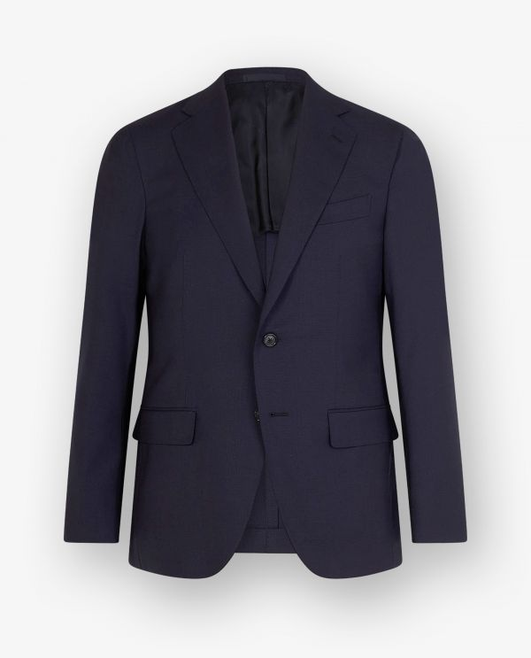 Wool Aida Suit
