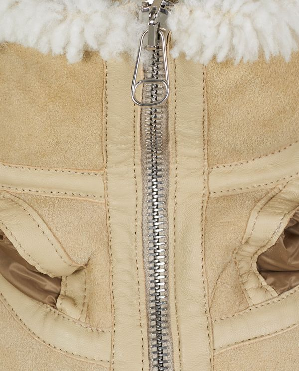 Shearling Hooded Liner