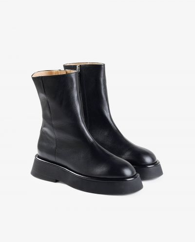 Rosa Leather Boots