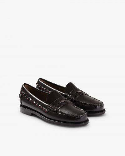 Leather Dan Loafers