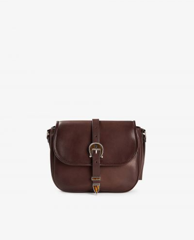 Leather 'Rodeo Bag' small