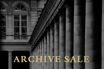 Archive Sale Pauw