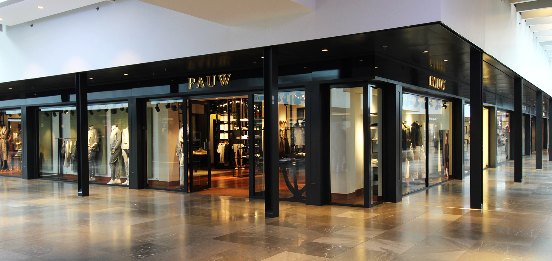 pauw mannen luxury denim