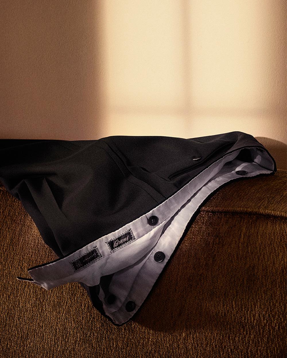 Brioni - Wollen broek